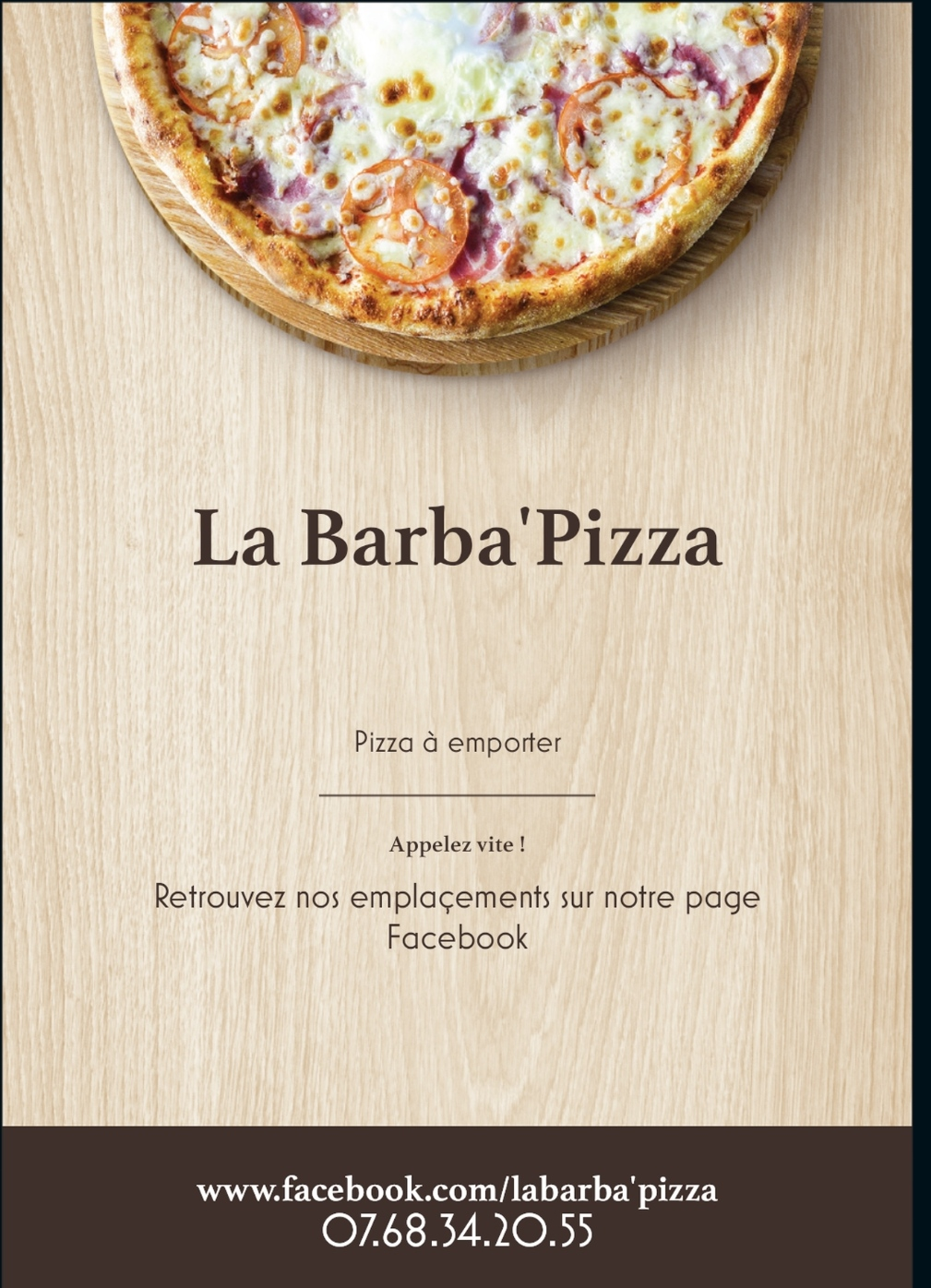 Pizzeria La Barba'pizza